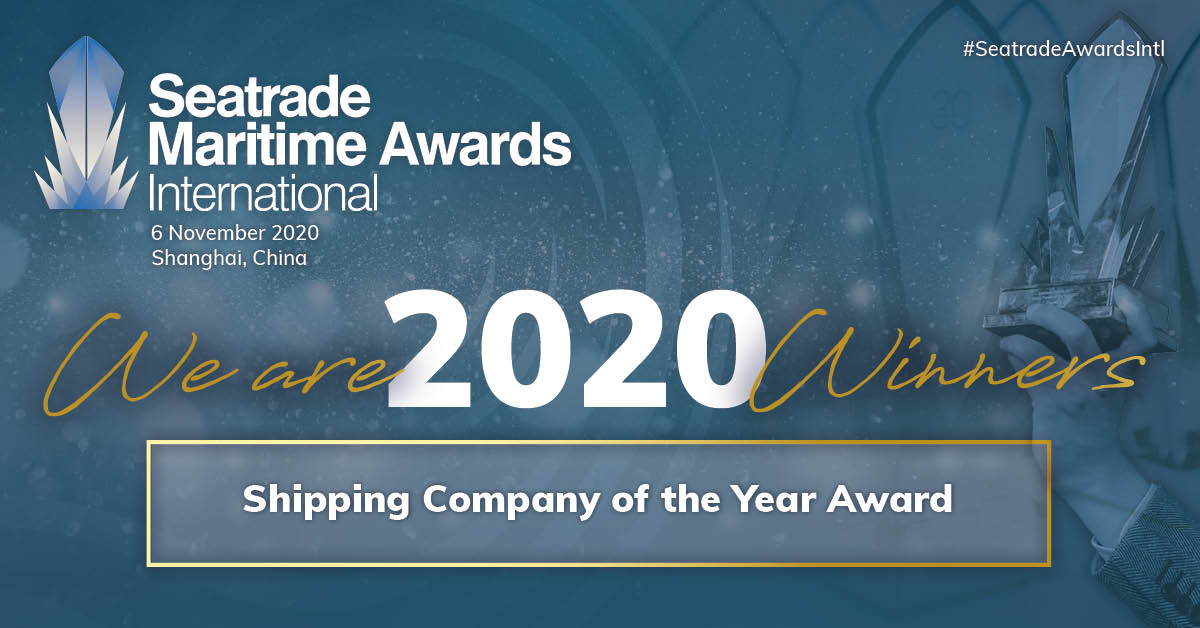 SCF Group has received the award for 'Shipping Company of the Year' at Seatrade Maritime Awards International 2020. The judges noted SCF's efforts in decarbonisation, its response to the opportunities and challenges presented by new technologies, and SCF's contribution to further developing shipping in adverse climatic conditions