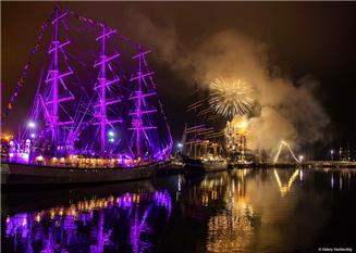 SCF Black Sea Tall Ships Regatta 2014